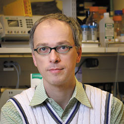 Thomas Tuschl, PhD, at Rockefeller University, FRAXA research grant