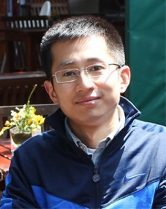 Yong Zhang, PhD, at Chinese Academy of Sciences, FRAXA research grant